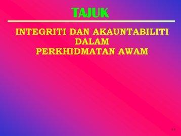 (44-54) Integriti dan akauntabiliti dlm Perkhidmatan Awam - NRE