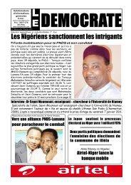 Le Démocrate - Nigerdiaspora