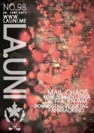 mail-chaos. - La.Uni