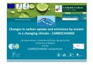 presentation - CarboChange