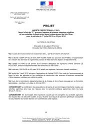 PROJET - Les services de l'État dans le Val-d'Oise