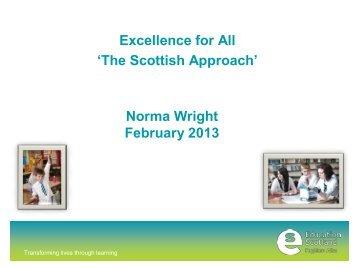 Curriculum differentiation - British Council Schools Online