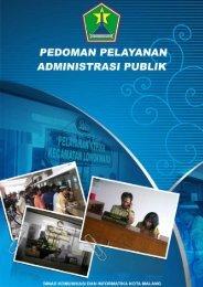 Buku Pedoman Pelayanan Informasi Publik - Media Center ...