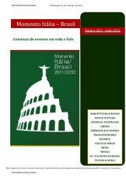 Momento Itália Brasil 2011-2012