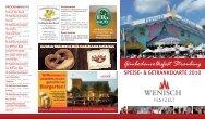 SR Volksfestmusikanten - Wenisch Straubing ::: Stadthotel