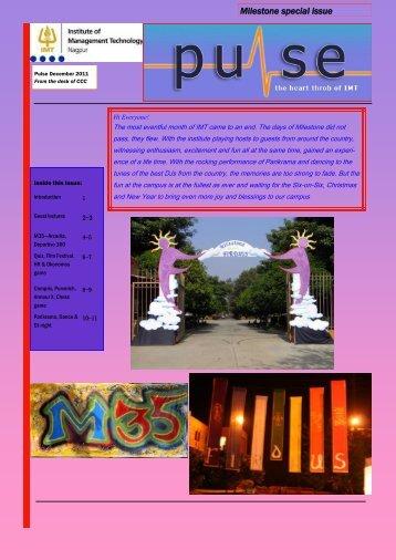 Milestone special issue - Alumni @ IMT-N