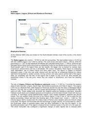 ALBANIA Narta Lagoon, Llogora, Orikumi and Karaburun Peninsula ...