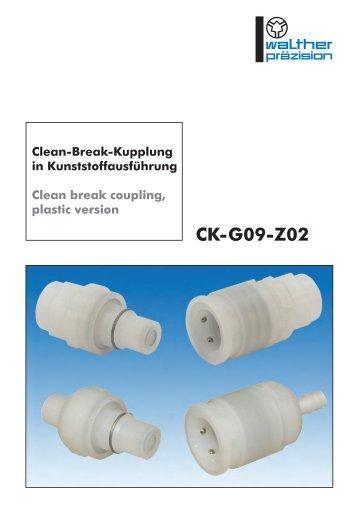 CK-G09-Z02 - Carl Kurt Walther GmbH & Co. KG
