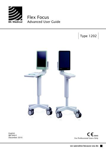 User Manual Advanced - Advisor Medical