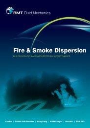 Fire & Smoke Dispersion - BMT Fluid Mechanics