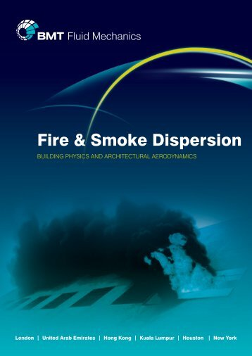 Fire & Smoke Dispersion - BMT Fluid Mechanics