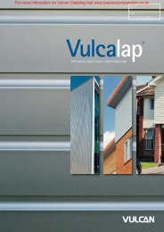 Vulcalap Brochure - Barbour Product Search