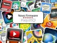 Novo Firmware - Imaginarium