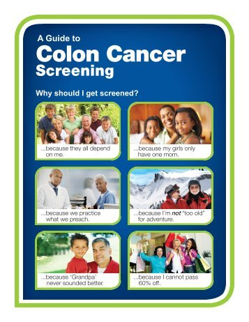 Who gets colon cancer?