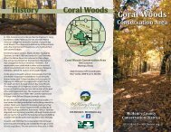 Coral Woods - McHenry County Conservation District