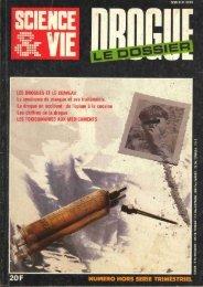Science & Vie - La Drogue - z