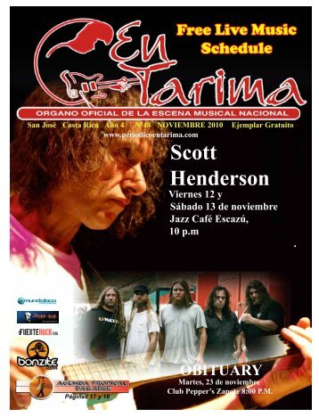 Scott Henderson - Blues Devils Band