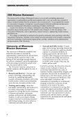 C o l l e g e o f B i o l o g i c a l S c i e n c e s - University Catalogs - Page 2