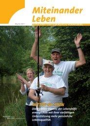 "Im ""mobilen Dienste"" - Lebenshilfe Vorarlberg"