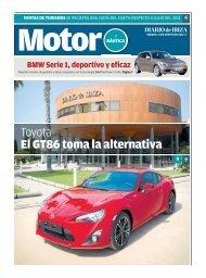 Toyota El GT86 toma la alternativa - Diario de Ibiza