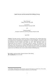 Download paper - The Institute For Fiscal Studies