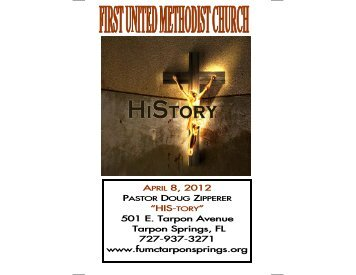 April 8.pub - First United Methodist Church