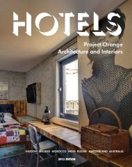 Hotels: Architecture & Interiors - Project Orange