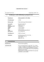 Elektrolytt 3M KCl, 250 ml - Metrohm Nordic