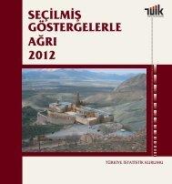 AĞRI - Türkiye İstatistik Kurumu
