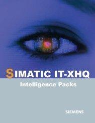 XHQ Intelligence Packs - Siemens