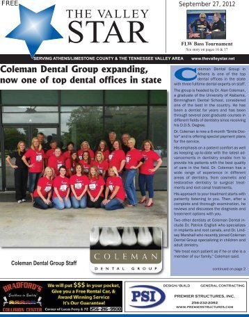 to view this week's edition - Thevalleystar.net