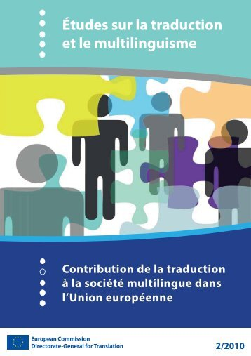 Études sur la traduction et le multilinguisme - EU Bookshop - Europa
