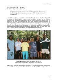 Download Chapter Six - Rainforest Cooperative Research Centre