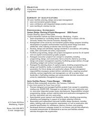 LLally CV PhD.pub - School of Architecture + Design - Virginia Tech