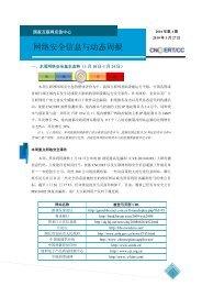 网络安全信息与动态周报-2010年第4期(点击下载) - 国家互联网应急中心