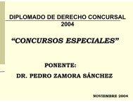 """""""CONCURSOS ESPECIALES"""" - Instituto Federal de Especialistas de ..."""