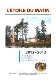 Brochure EdM 2012-2013-LPL.indd - La Porte Latine