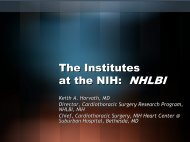 Structure of NIH