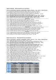 Wyniki Superpole – Misano World Circuit, San Marino: 1 11 T ...