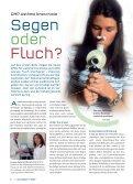 sprechstunde DMP Asthma bronchiale – Segen oder Fluch? - Seite 7
