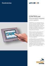 ControLine CONTROLnet net