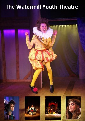 The Watermill Youth Theatre - The Watermill Theatre