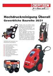 Datenblatt als PDF - von Oertzen GmbH