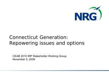 NRG Presentation
