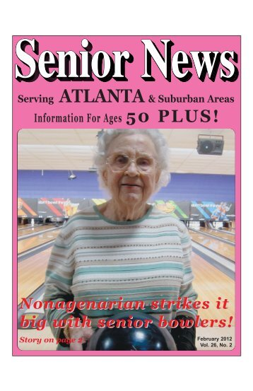 Feb - Senior News Georgia