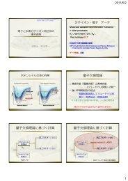 電子と水素分子イオン同位体の衝突過程