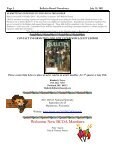 Bulletin Board Newsletter - the Basenji Club of America - Page 3