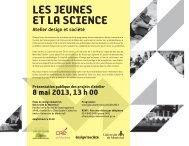 Invitation PDF - design ∩ société - Université de Montréal