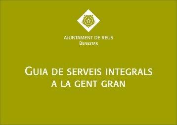 Guia de serveis integrals i recursos per a la gent gran.