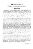 A FLOURISHING CRAFT - Higgins Counterterrorism Research Center - Page 5